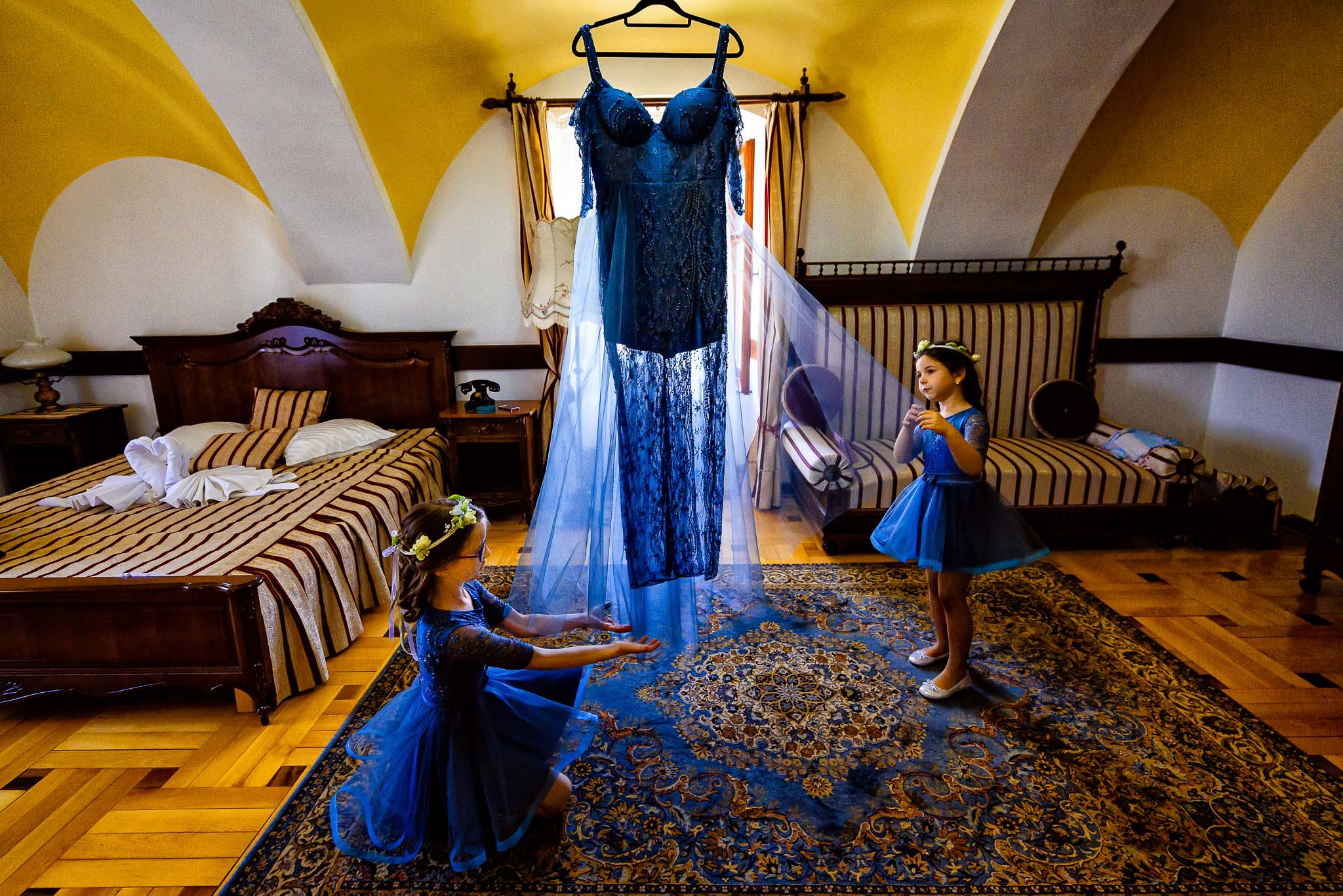 02 Anca si Septi – Nunta la Castel Haller