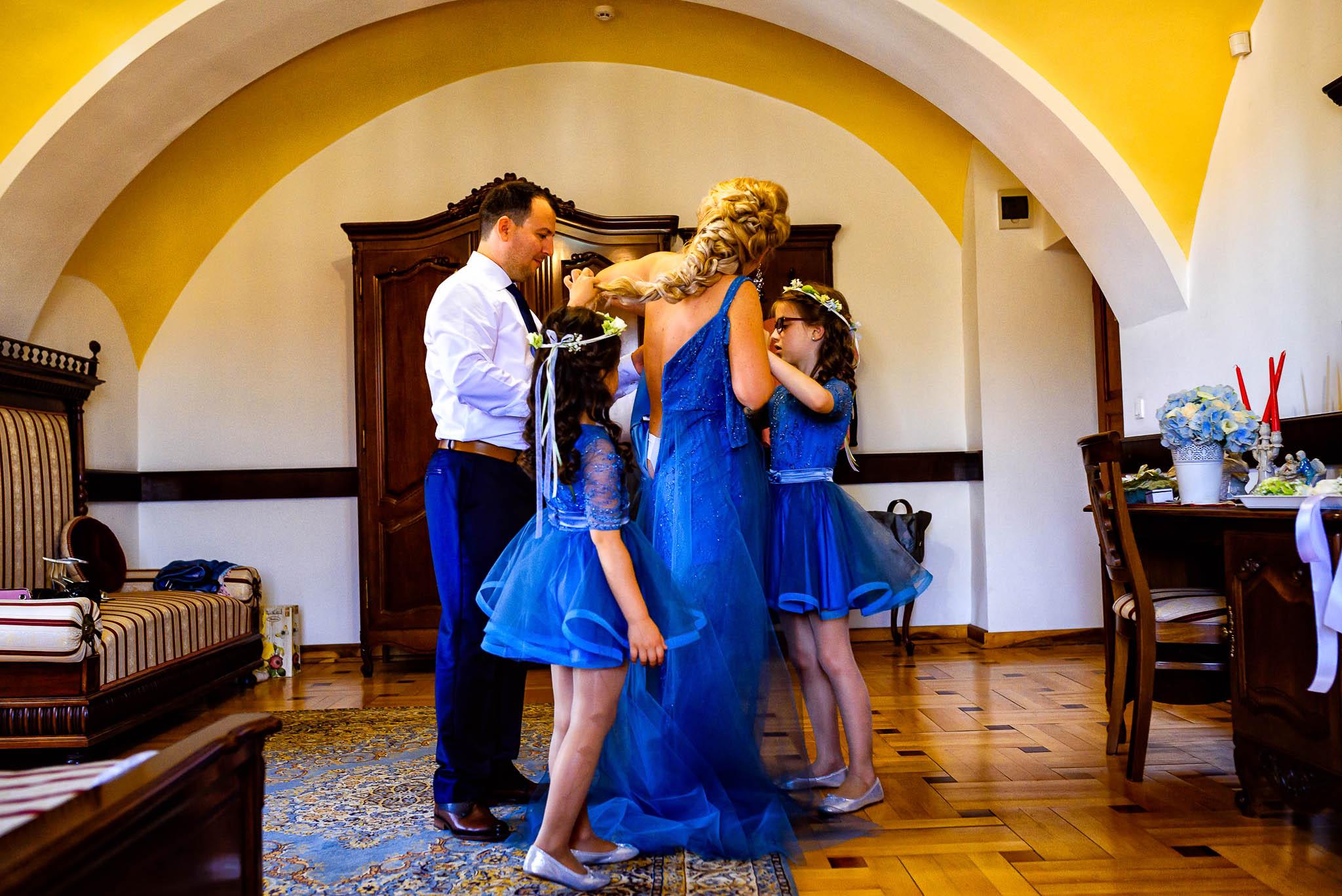 05 Anca si Septi – Nunta la Castel Haller