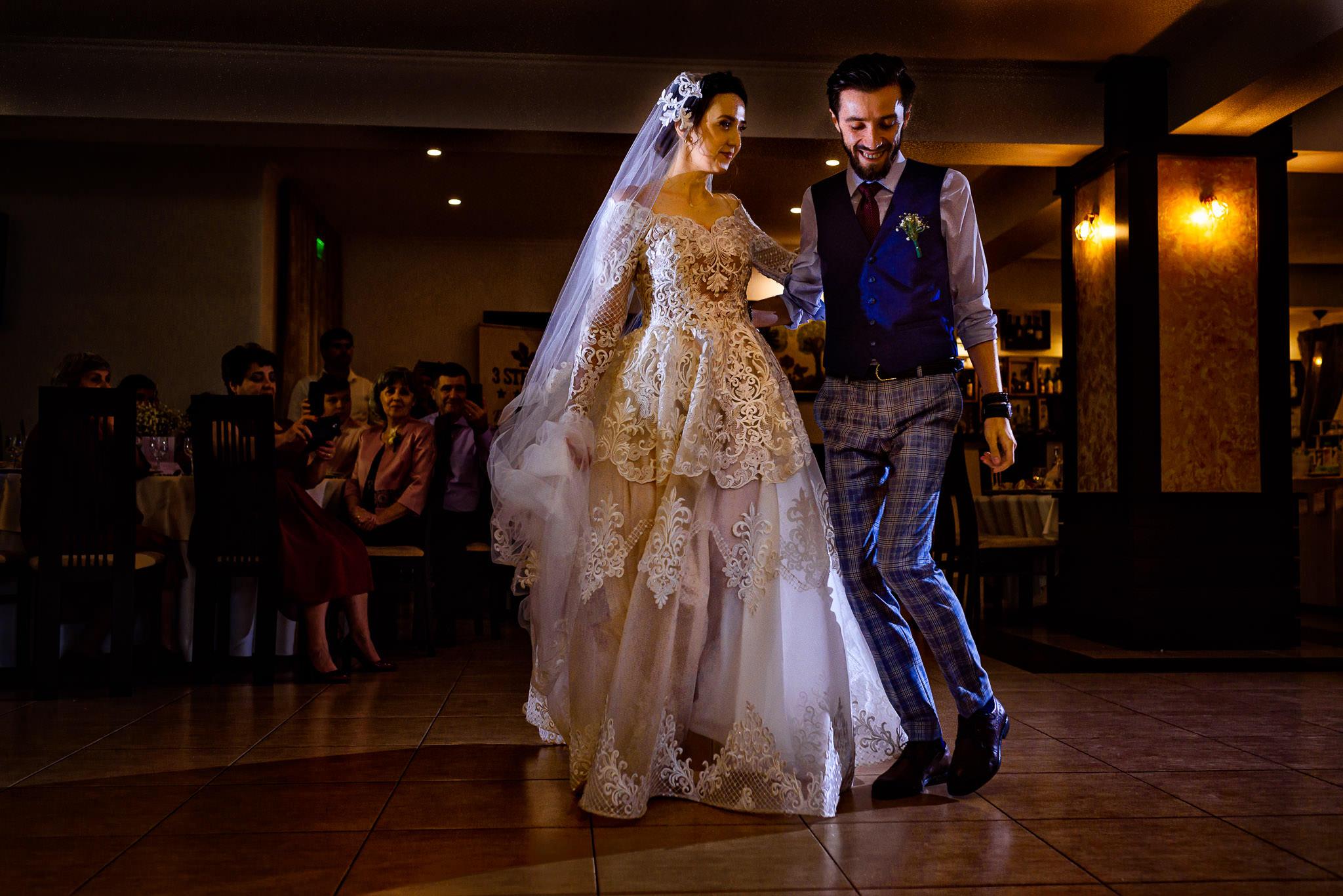 20 Tina si Alexei – Nunta in Brasov