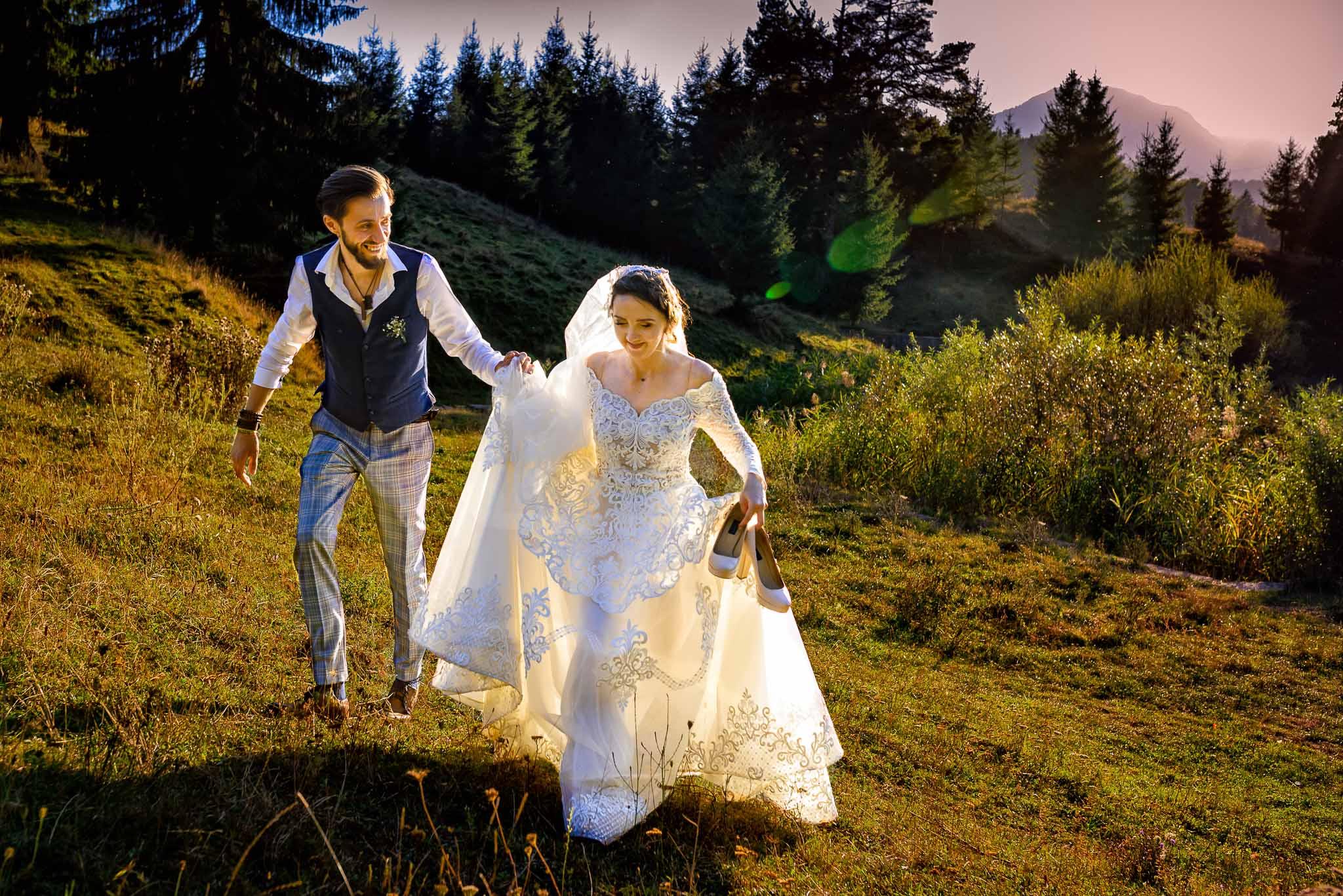 31 Tina si Alexei – Nunta in Brasov
