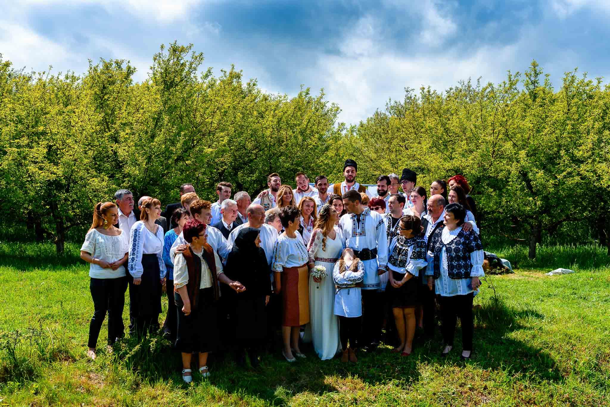 Ioana si Serban – Cununia Civila Traditionala 14