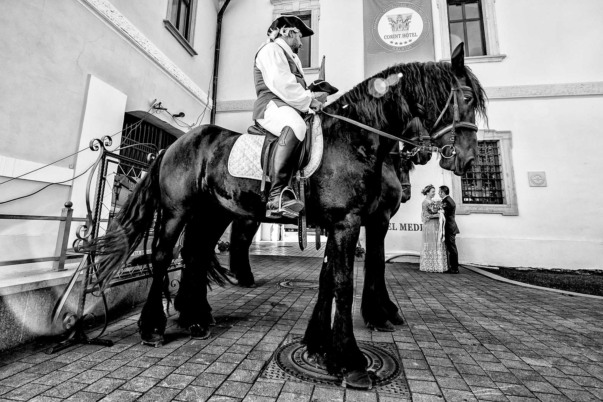 Madalina si Stefan – Nunta Alba-Iulia – Restaurant Medieval 29