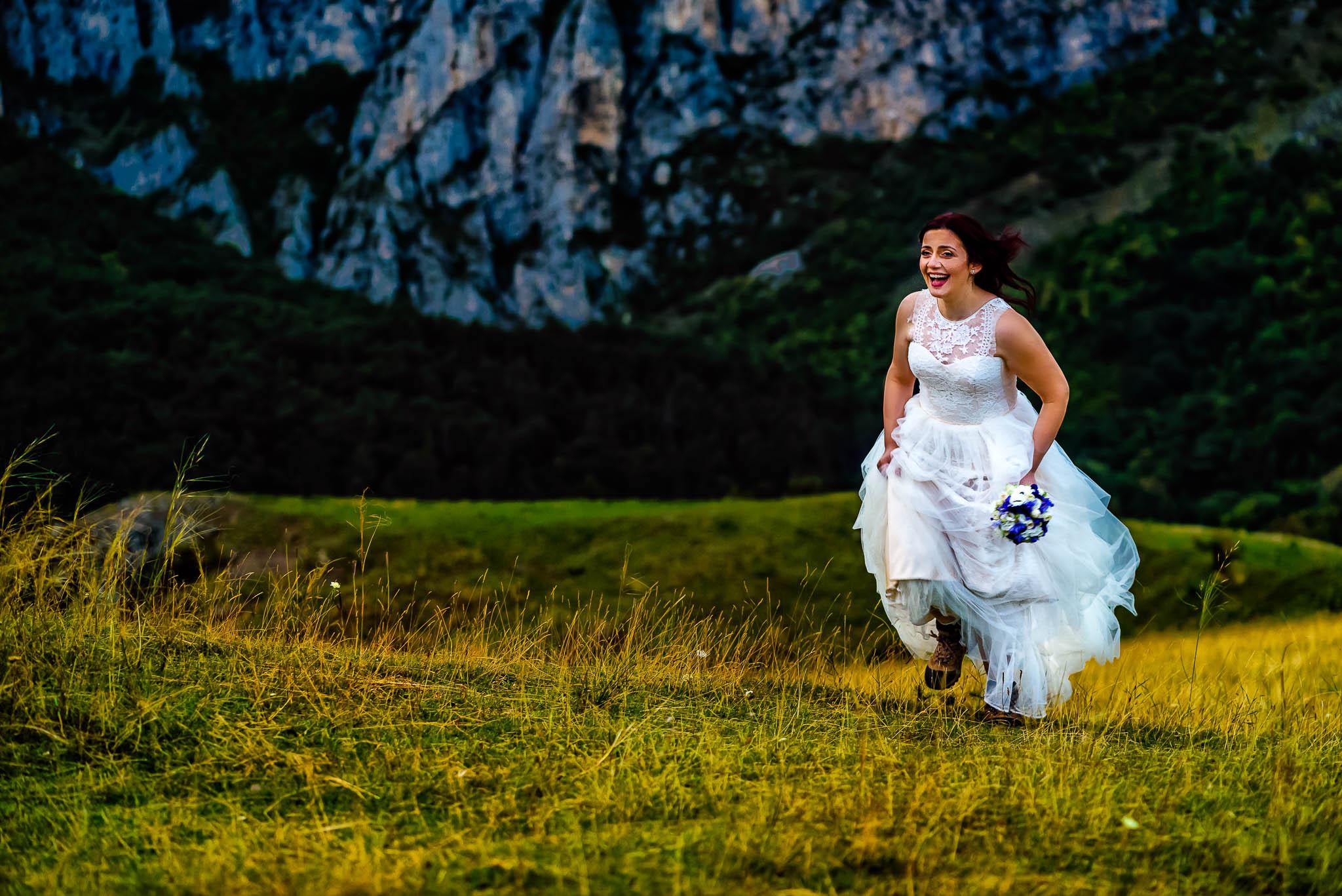 Nina si Dragos – Trash the dress – Cheile Turzii 33